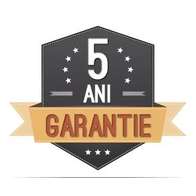 Garantie 5 ani !
